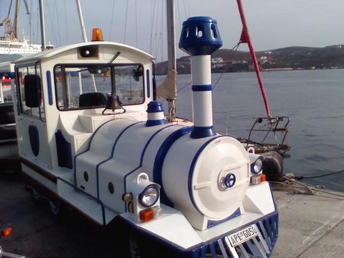 SYROS: IASOS-TRAIN
