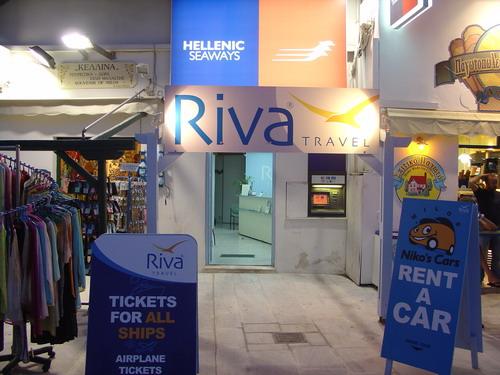 MILOS: RIVA TRAVEL