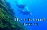 Kythnos: BLUE DIVERS