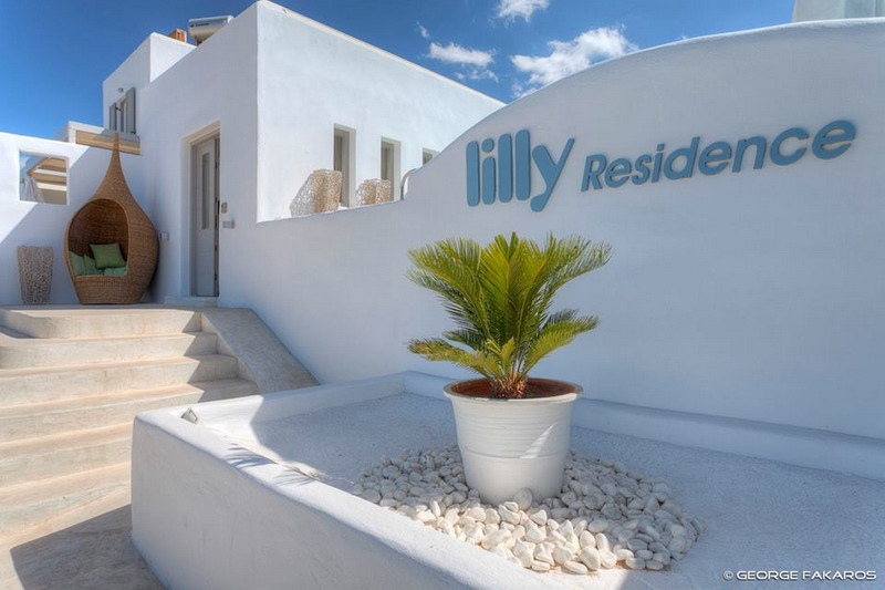 PAROS: LILLY RESIDENCE-ALL SUITES