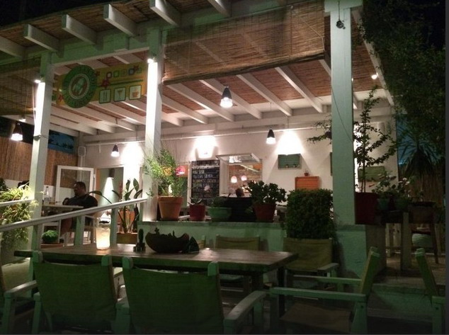 PAROS: THE LITTLE GREEN ROCKET