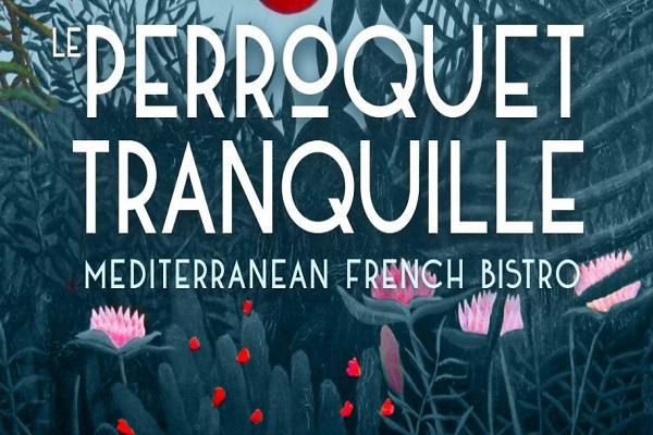 ΣΥΡΟΣ: PERROQUET TRANQUILLE