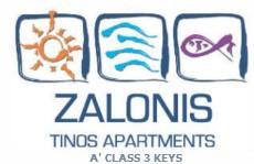 TINOS: ZALONIS TINOS APARTMENTS