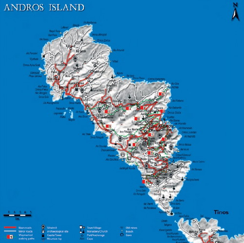 Andros Xarths Androy Andros