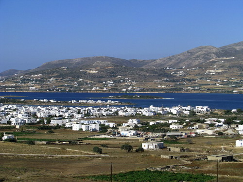 ANTIPAROS VILLAGE