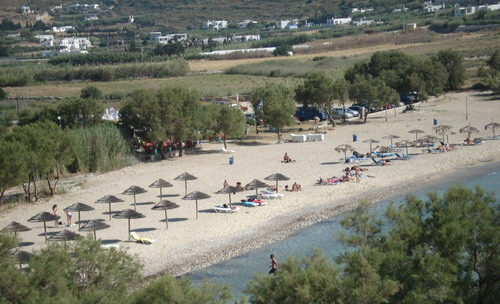 ΠΑΡΟΣ: PARASPOROS BEACH CLUB