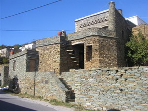 ANDROS: OLIVE MUSEUM