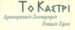 ANO SYROS: TO KASTRI