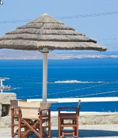 MYKONOS: PENSION MATINA