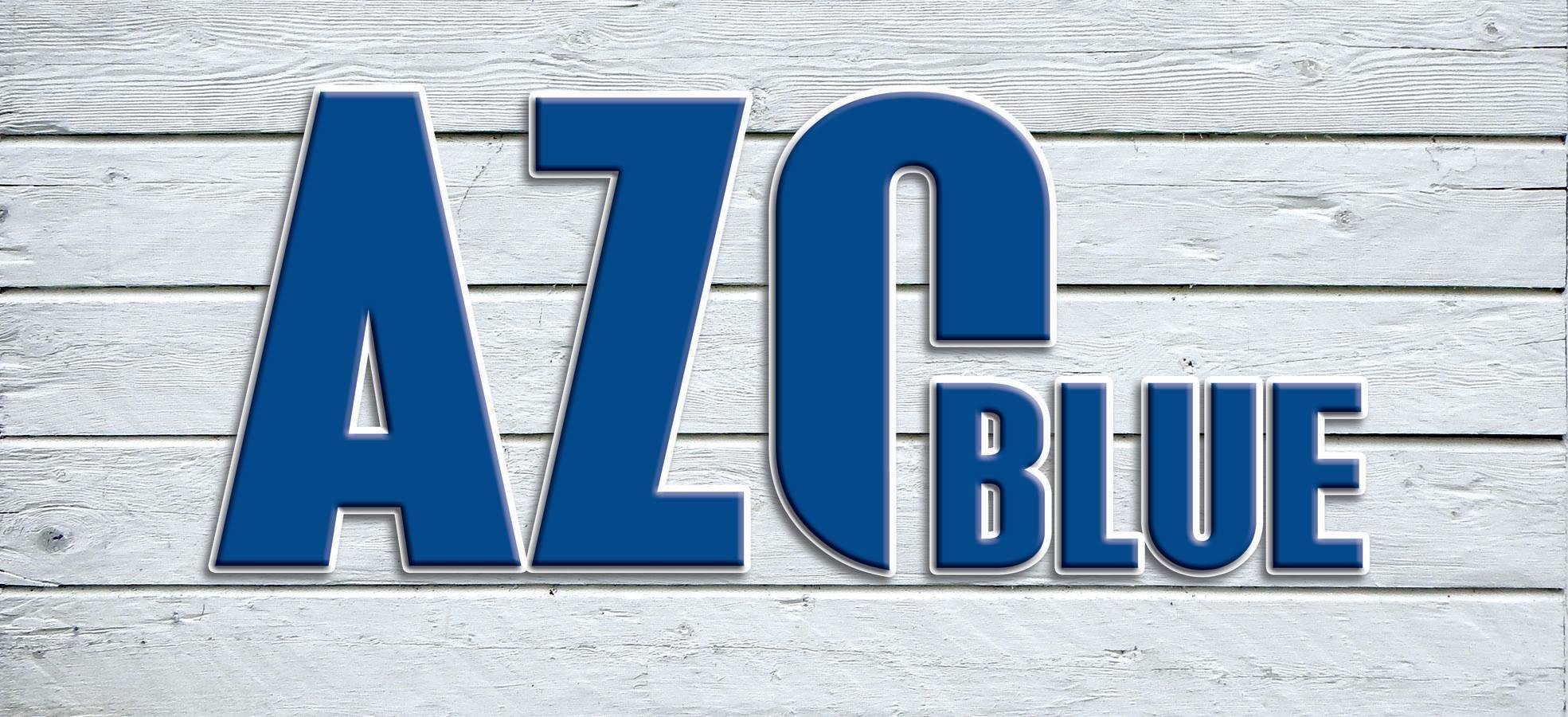 SYROS: AZO BLUE