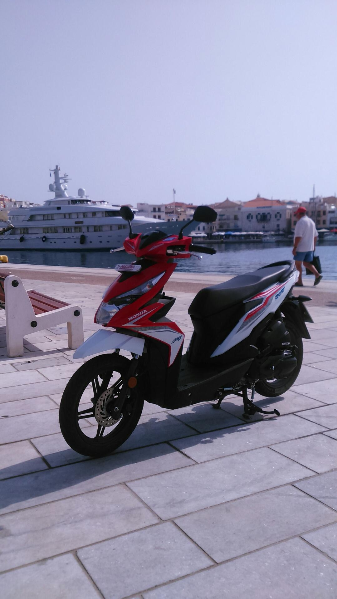 : SYROS MALENA RENTAL MOTO AND CAR