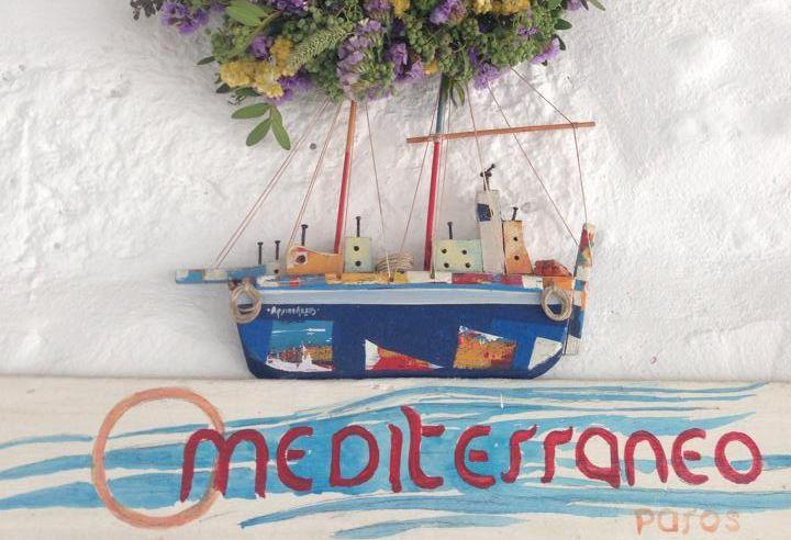 Platis Yialos: MEDITERRANEO PAROS