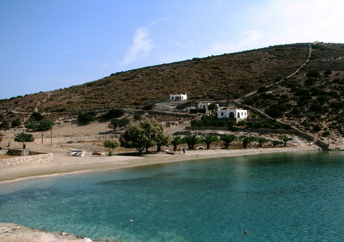 Naxos General History Sights Beaches Events