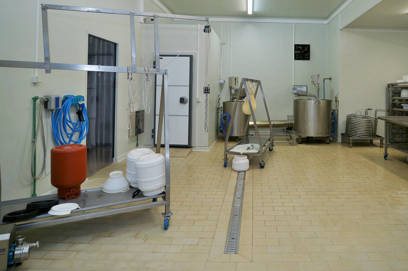 : Το Πάριον Τυροκομείο