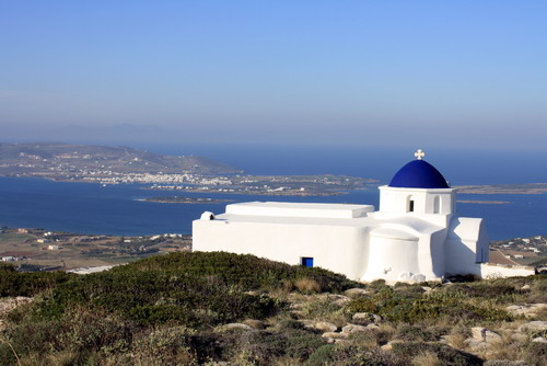 VIEW OF ANTIPAROS