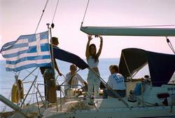 SYROS: CYCLADES SAILING