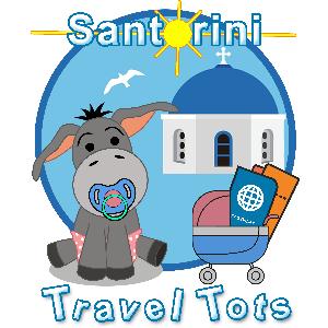 OIA: Santorini Travel Tots