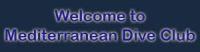 Ios: MEDITERRANEAN DIVE CLUB